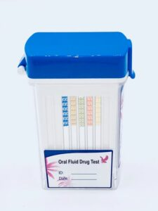 Healgen Flip Top Oral Drug Test