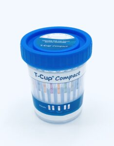 T-Cup Drug Test Compact