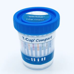 T-Cup Compact Drug Test
