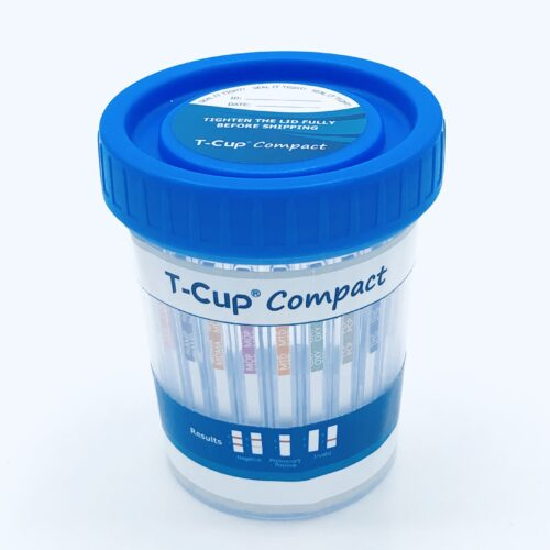 T-Cup Compact Drug Test Cups