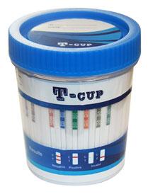 T-Cup Drug Test
